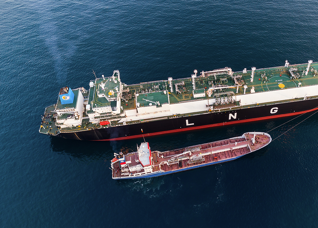 What the 2020 sulphur content cap regulation means for the shipping industry