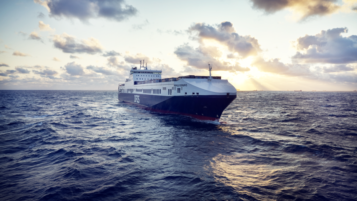 GreenSteam partners with DFDS to help cut emissions